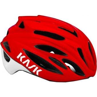 KASK Rapido Road Helmet Red