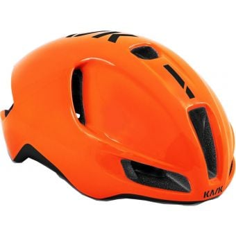 KASK Utopia Road Helmet Orange Fluro/Black