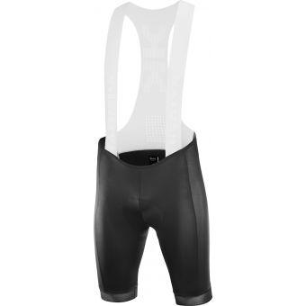Katusha Superlight Bib Shorts Black/White 2020