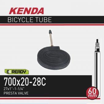 Kenda 700x20-28C 60mm Presta Valve Tube