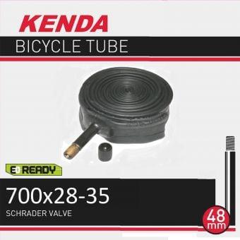 Kenda 700x28-35C 48mm Schrader Valve Tube