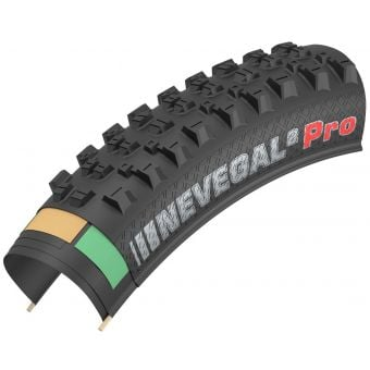 "Kenda K1211 Nevegal 2 Pro 29x2.40"" ATC E-Bike Enduro Folding Bead Tyre Black"