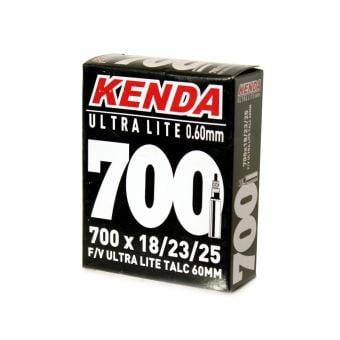 Kenda Ultralite 700x18/23/25C 60mm Presta Valve Tube