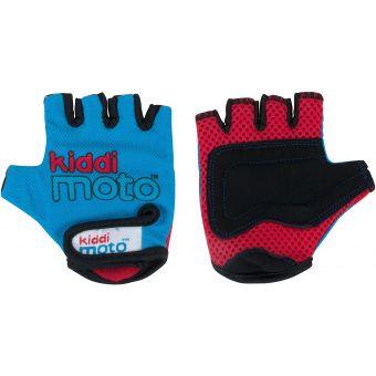 Kiddimoto Gloves Blue 2017