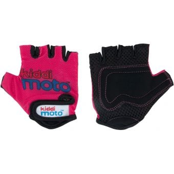 Kiddimoto Gloves Neon Pink 2017 Small