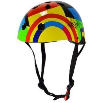 Kiddimoto VR46 Rossi Helmet