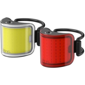 Knog Lil' Cobber Twinpack 110/50 lm USB Front and Rear Light set