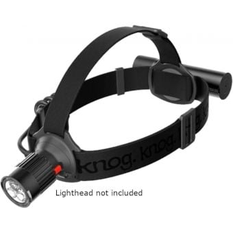 Knog PWR Headtorch 1000 Lumens w/Small Power Bank