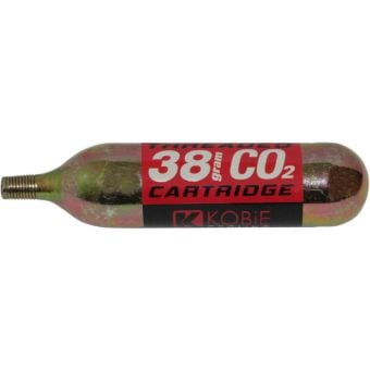 CO2 Threaded Cartridge 38g