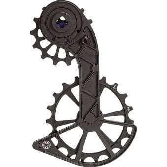 Kogel Kolossos Oversized Derailleur Pulley Cage (SRAM Red & Force eTap AXS) Black
