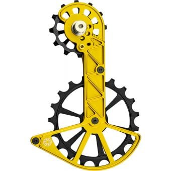 Kogel Kolossos Oversized Derailleur Pulley Cage (Shimano R9100) Gold