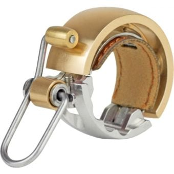 Knog Oi Luxe Edition Small Bell Brass