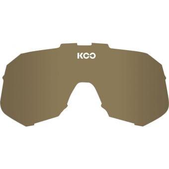 KOO Demos Light Brown Lens