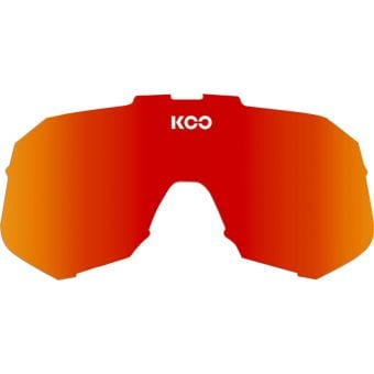 KOO Demos Red Mirror Lens