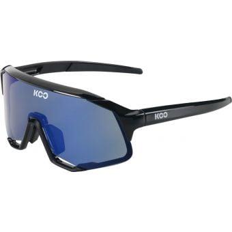 KOO Demos Sunglasses Black (Blue Sky Lens)