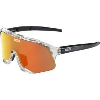 KOO Demos Sunglasses Glass (Red Mirror Lens)