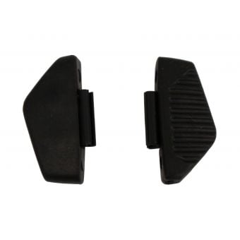 KOO Open Nose Pad Black