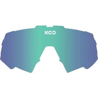 KOO Spectro Green Mirror Lens