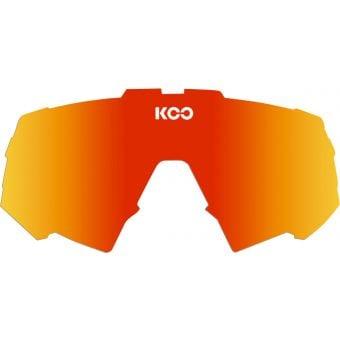 KOO Spectro Red Mirror Lens