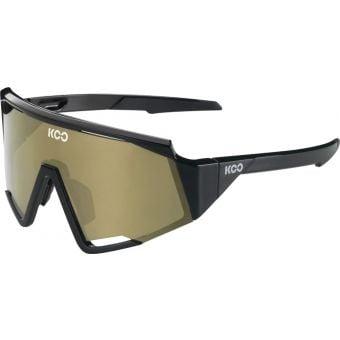 KOO Spectro Sunglasses Black (Super Bronze lens)