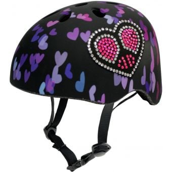Krash Bokeh Bling Helmet Youth Medium
