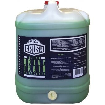 Krush Ultra Drivetrain Degreaser 20L Drum