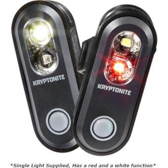Kryptonite Avenue R70/R35 70/35 Lumen Dual Light (Single)