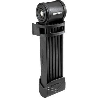 Kryptonite Keeper 510 Fold Lock 3mm x 100cm Black