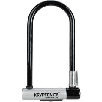 Kryptonite Kryptolok Series 2 Standard U-Lock 10.2cm x 22.9cm Black