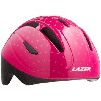 Lazer BOB+ Toddler Helmet Unisize Pink Dots