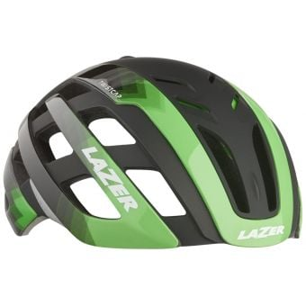 Lazer Century Helmet w/LED Flash Green