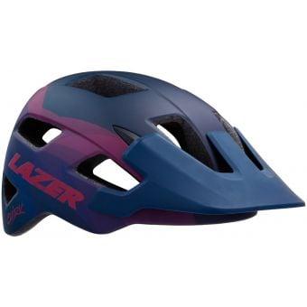 Lazer Chiru MTB Helmet Matte Blue/Pink