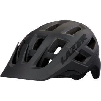 Lazer Coyote MTB Helmet Matte Full Black