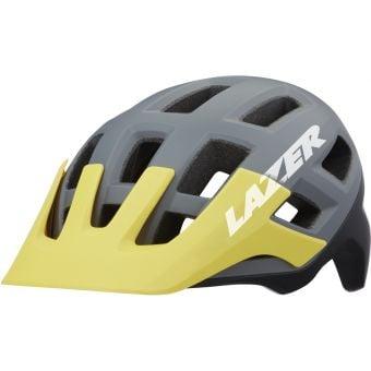 Lazer Coyote Helmet Matte Grey/Yellow