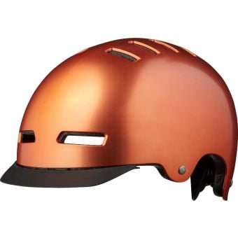 Lazer Street+ Deluxe Helmet Copper Small
