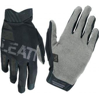 Leatt 1.0 MTB GripR Gloves Black 2021
