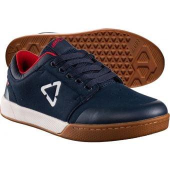 Leatt 2.0 Flat MTB Shoes Onyx/White