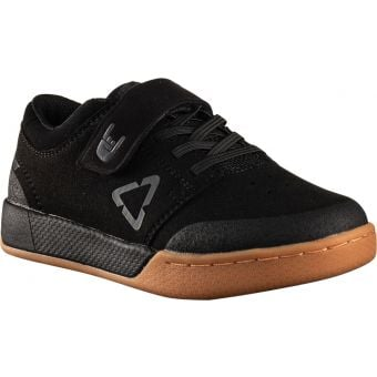 Leatt 2.0 Flat Youth MTB Shoes Black