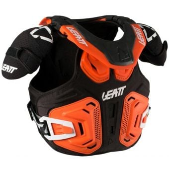 Leatt Fusion 2.0 Junior Vest Orange