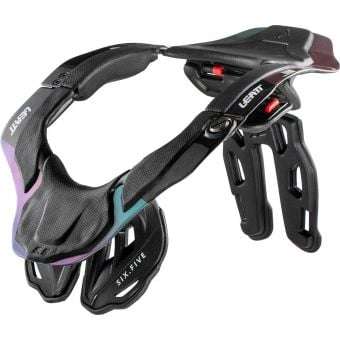 Leatt Neck Brace DBX 6.5 Carbon/Hologram