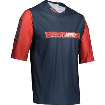Leatt 3.0 MTB Jersey Onyx 2021