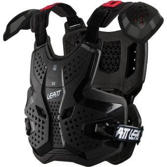 Leatt 3.5 Pro Hard-Shell Chest Protector Black