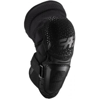 Leatt 3DF Hybrid Knee Guard Black
