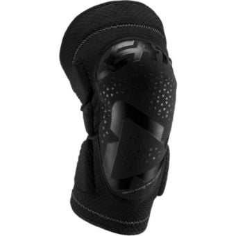Leatt 3DF Knee Guards Black