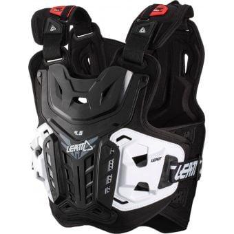 Leatt 4.5 Hard-Shell Chest Protector Black