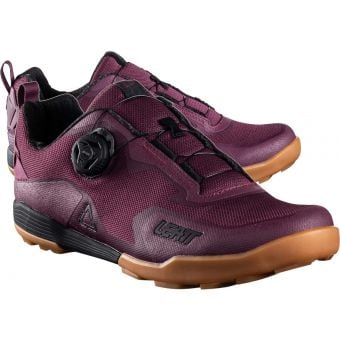 Leatt 6.0 SPD MTB Shoes Malbec