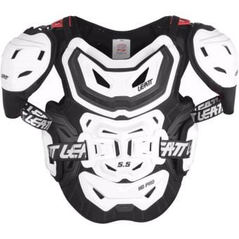 Leatt Chest Protector Armour 5.5 Pro HD Adult White