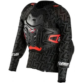 Leatt Body Protector 4.5 Junior Black