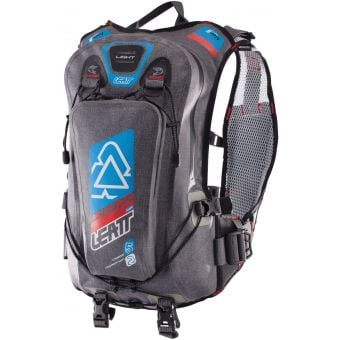 Leatt DBX 2.0 Enduro Lite Hydration Pack Black/Blue/Orange
