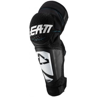 Leatt Knee/Shin Guard 3DF Hybrid EXT White/Black